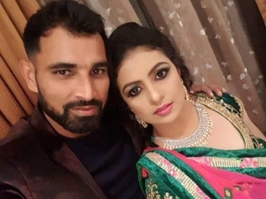 Mohammed Shami denies allegations of abusing, cheating on his wife