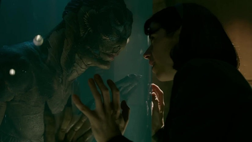 Still from The Shape of Water, which won the Best Picture Oscar at the 90th Academy Awards