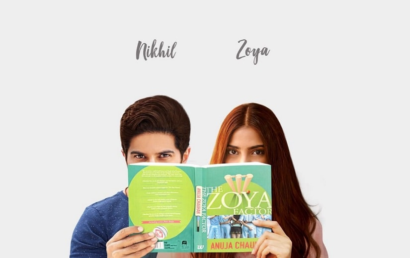 Dulquer Salmaan And Sonam Kapoor Roped In For Zoya Factor Adaptation