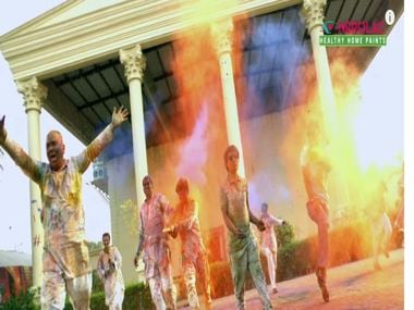 Watch how Holi got a whole new meaning this year