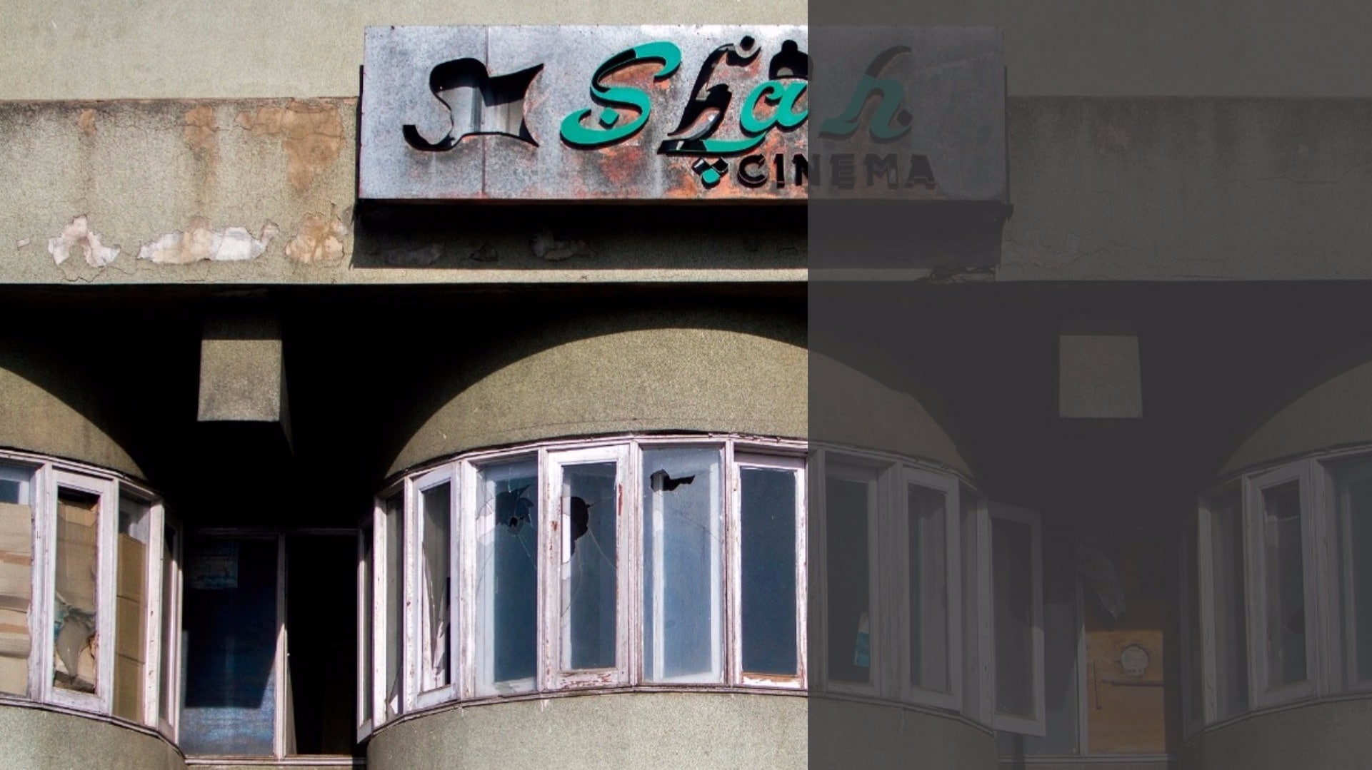 Kashmir's ghost theatres