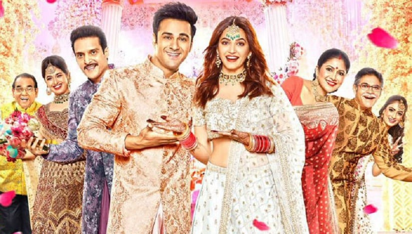 Poster for Veerey Ki Wedding