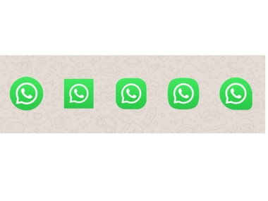 WhatsApp beta adds support for an adaptive launcher icon and adds three new sticker packs