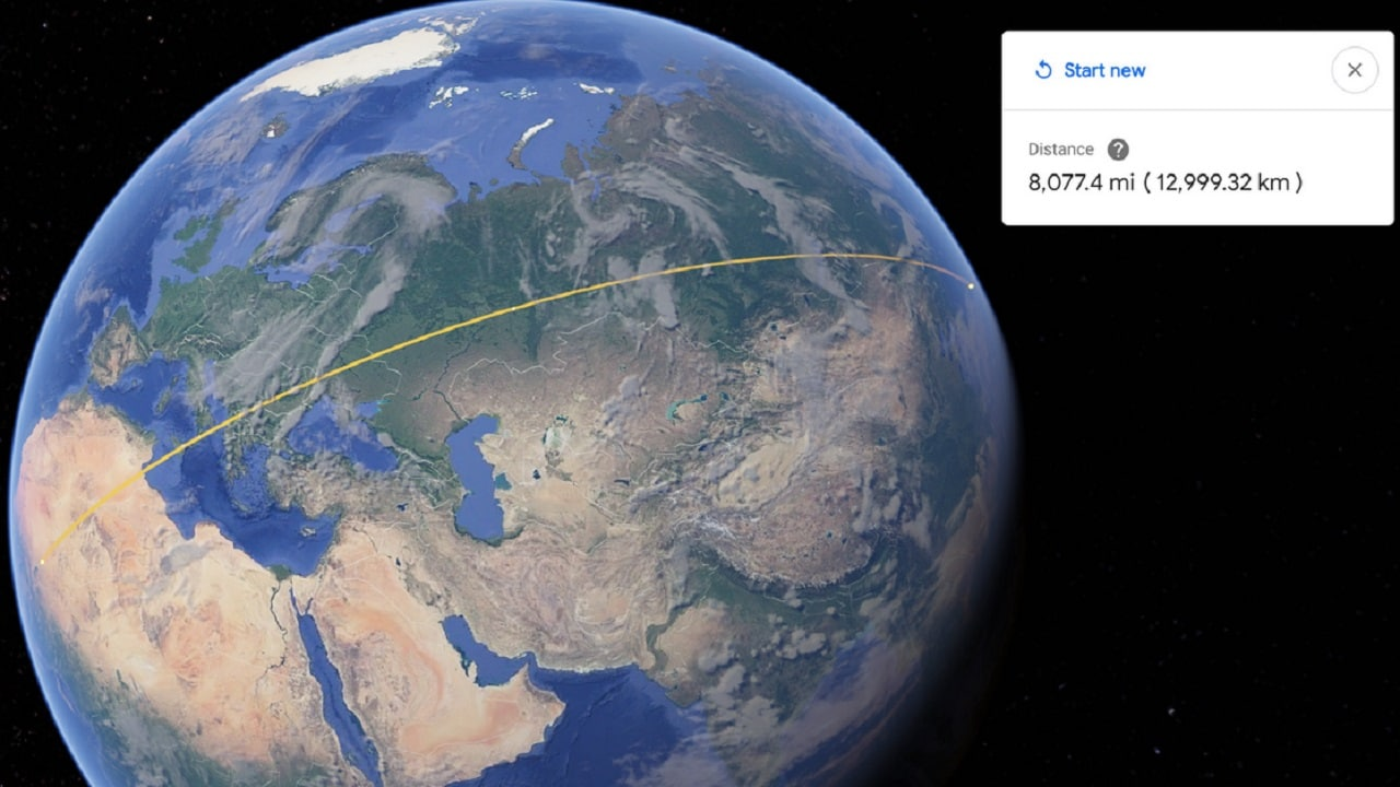 Google Earth adds time-lapse feature for satellite imagery to show impacts of climate change