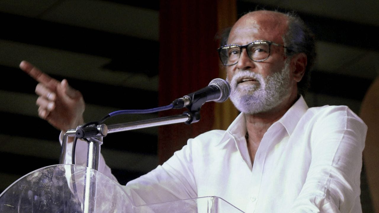 Chennai Police probe bomb threat to Rajinikanth; conduct search at actors residence
