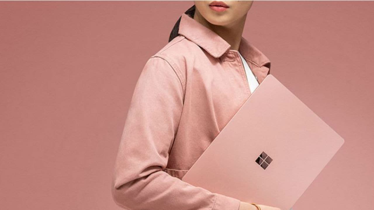 Microsoft to reportedly launch Surface Laptop 4 in April, to come in two variants