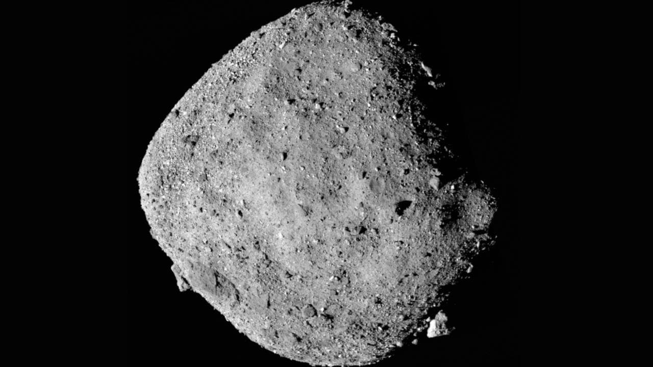 After two years circling asteroid Bennu, NASAs Osiris-Rex mission to touch down, collect samples