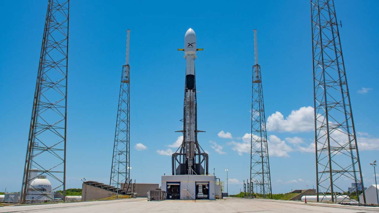 Falcon 9 launch from the Cape pushed back | NewsRadio WFLA