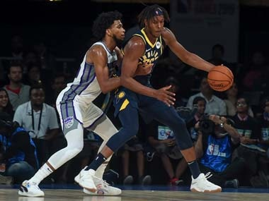 NBA: Indiana Pacers star Myles Turner turns to yoga, stock markets during suspension of league