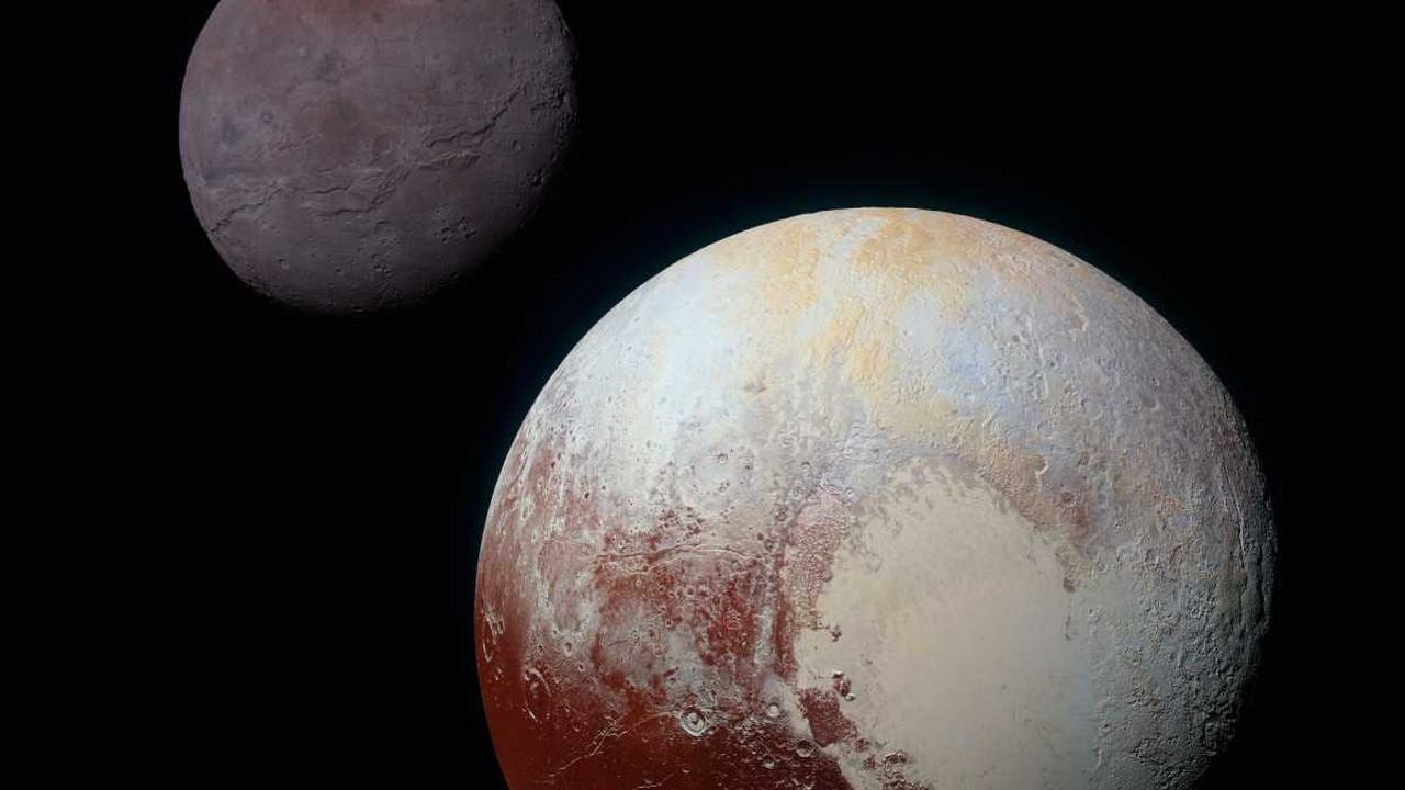 Vast ocean under Pluto's surface raises fresh hopes of extraterrestrials, study suggests