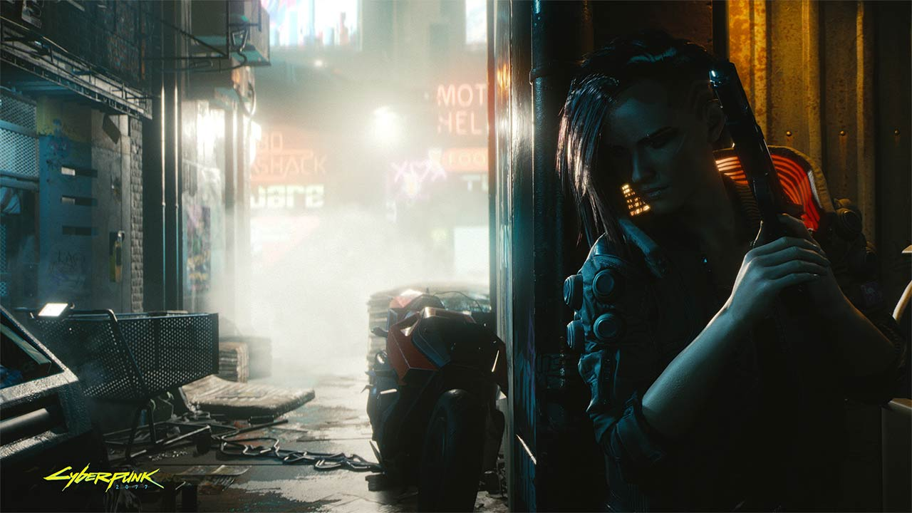 Cyberpunk 2077 gameplay footage revealed, release expected on 10 December