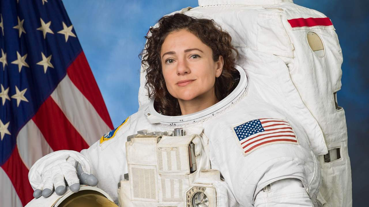Astronaut Jessica Meirs from the ISS shares tips on taking care of your mental health amid coronavirus lockdown
