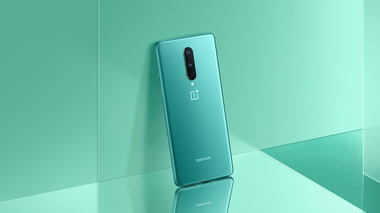 OnePlus 8 is equipped with 4,000 mAh battery.
