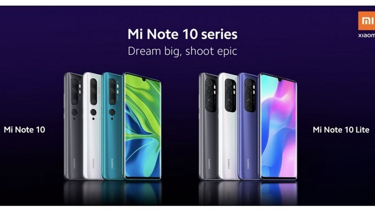 Redmi Note 9, with 48MP quad camera, goes official