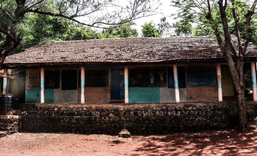 Coronavirus crisis impact on rural India exposes inequality and pitfalls in access to education