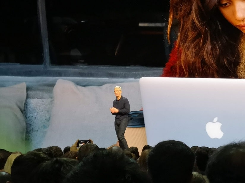 Apple CEO Tim Cook won't be addressing a hall full kf developers this year as Apple WWDC is scheduled to be an online-only event in June