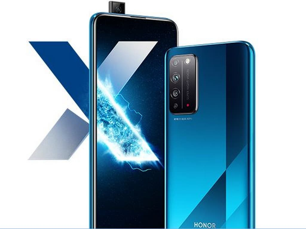 Honor X10 with 5G connectivity and Kirin 820 chipset launched in China