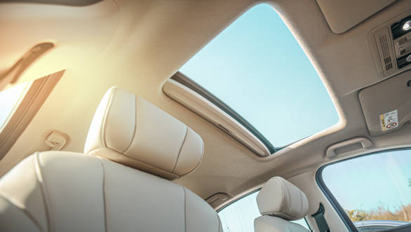 2020 Honda City comes with a sunroof. Image: Overdrive