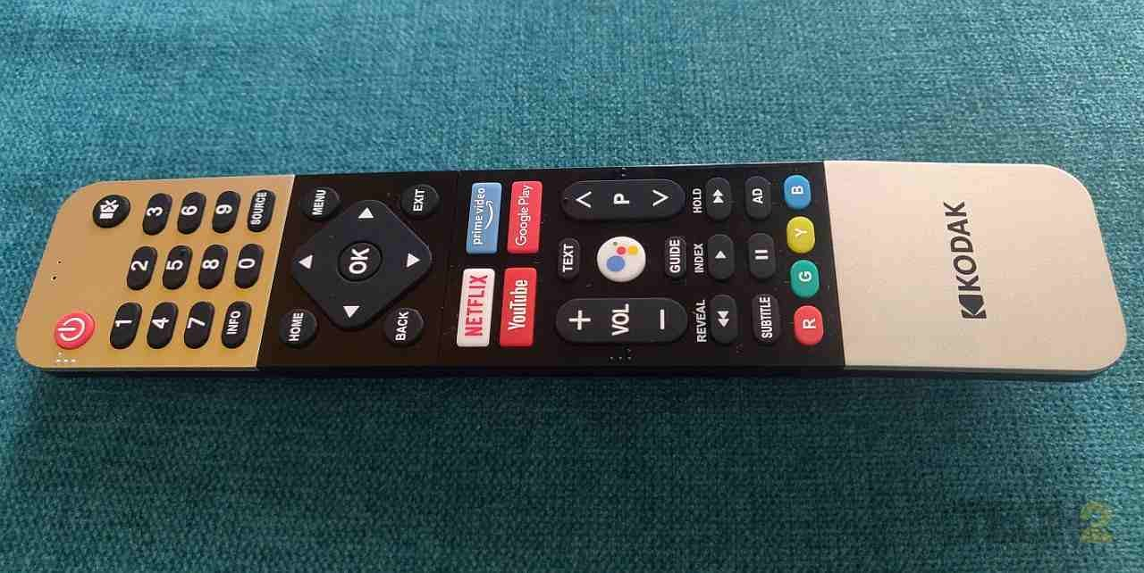 Remote -kodak