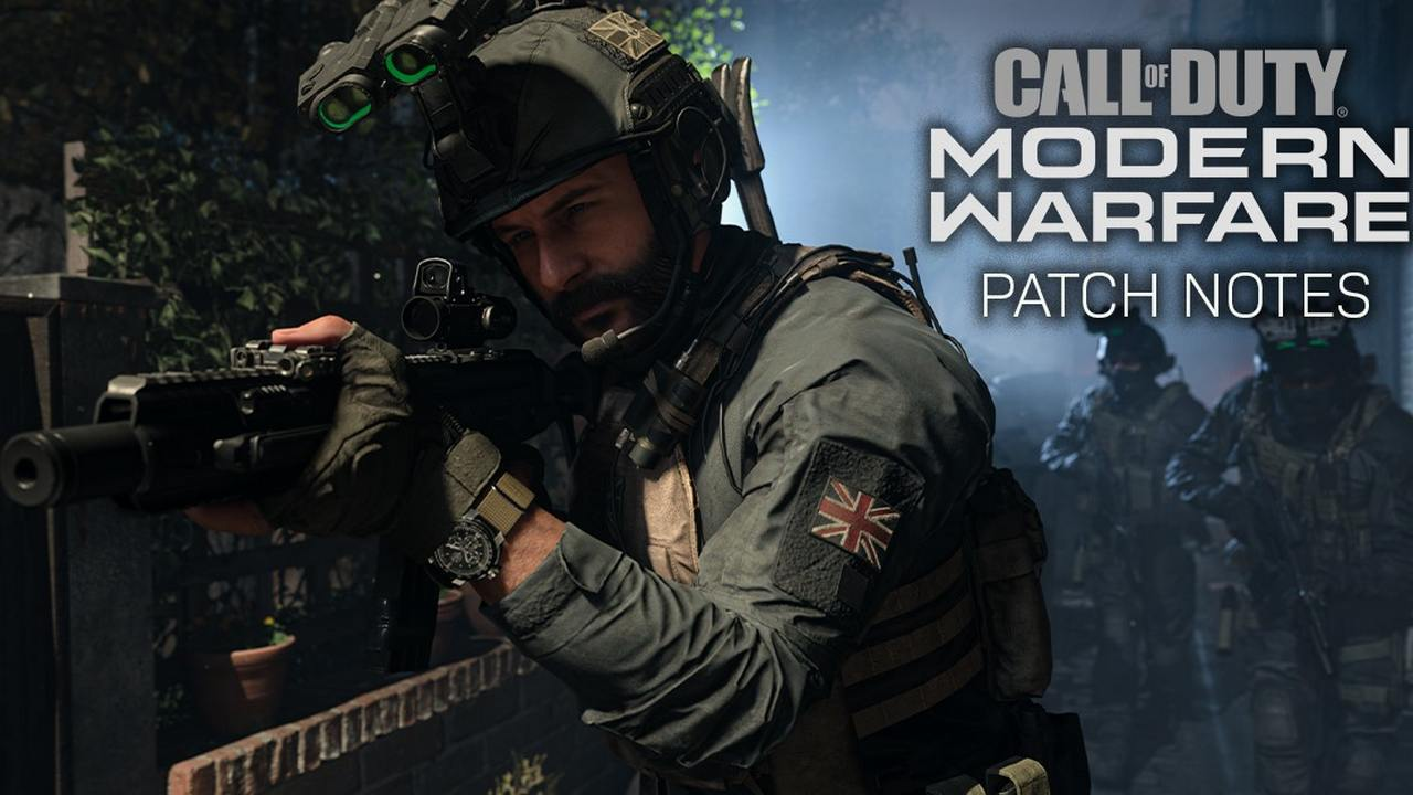 Call of Duty: Modern Warfare and Warzone Season 4 released on PS4, Xbox One and PC