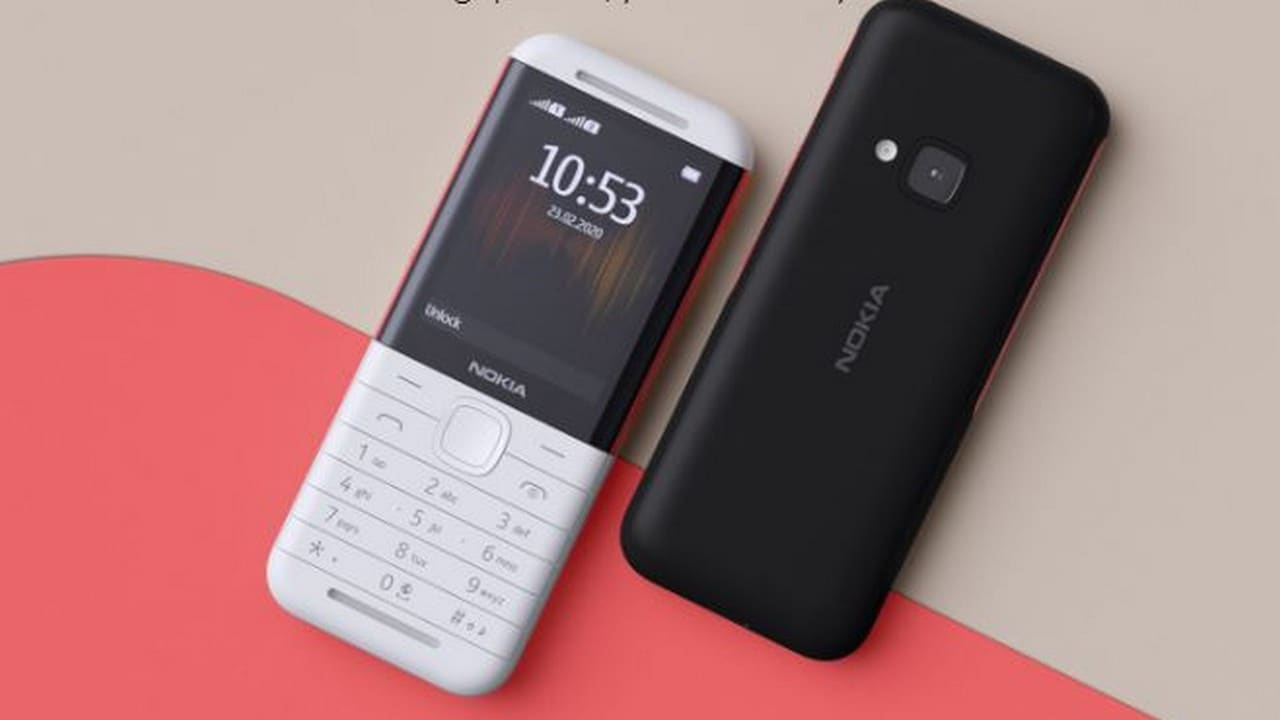Nokia 5310 with dual front-facing speakers teased ahead of launch