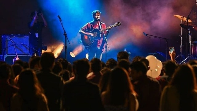'Every gig I've played has paid off or I'm hoping will pay off in some way,' says Tejas. Photo by Keshav Naik via Facebook/@musicbytejas