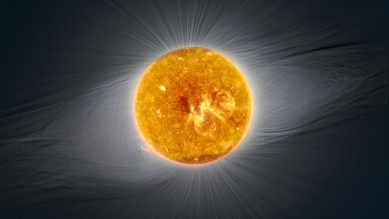 Solar Cycle 25: The Sun has started a new solar weather cycle