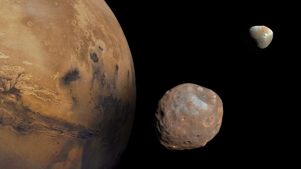 Where did all of Mars water go? NASA thinks its trapped under its surface