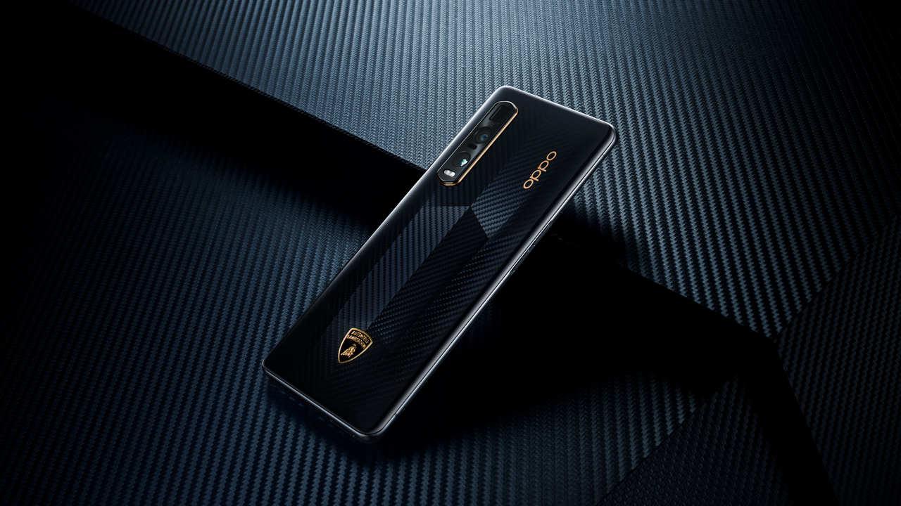 Oppo Find X2 Pro AutoMobili Lamborghini edition with Snapdragon 865 SoC announced in India