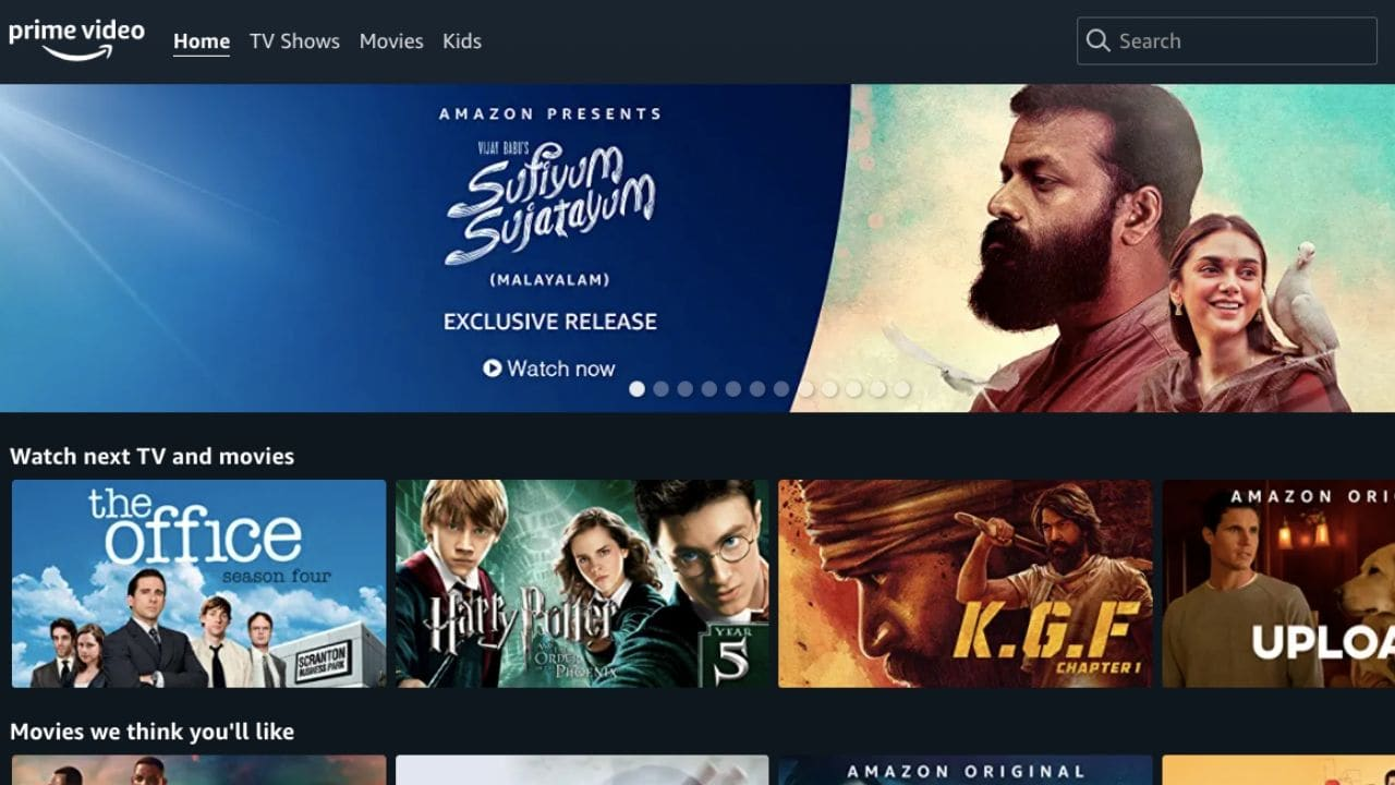 Amazon Prime Video desktop app for Windows 10 launched; will allow streaming, downloading videos for offline viewing