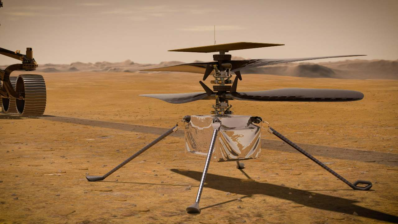 NASA could be first space agency to fly a helicopter on another planet as Perseverance gets ready to land