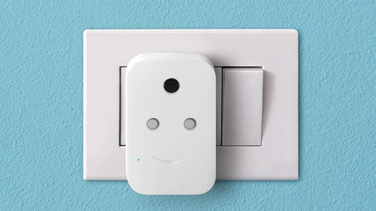 Amazon Smart Plug launched in India at Rs 1,999, lets you control lights, fans, more with voice