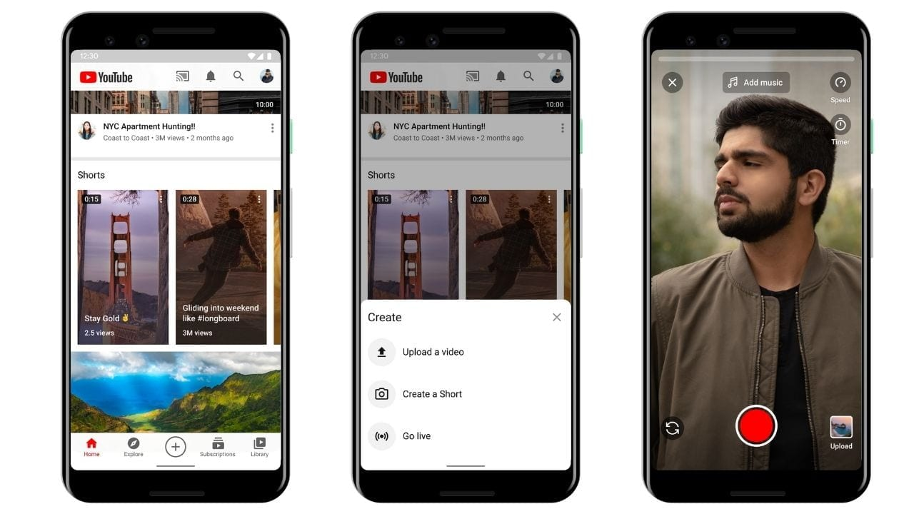 YouTube rolls out TikTok-like Shorts feature for users in the United States