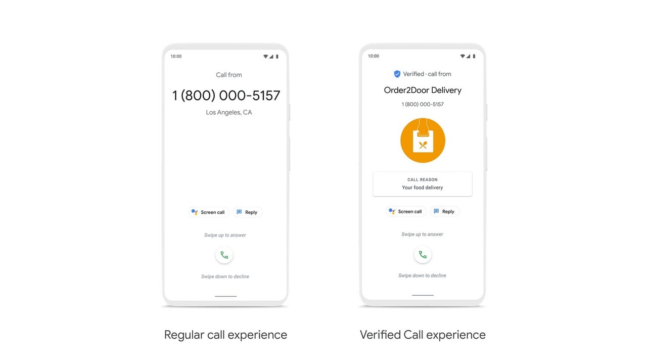 Googles Phone app gets verified calls feature that will tell users why businesses are calling