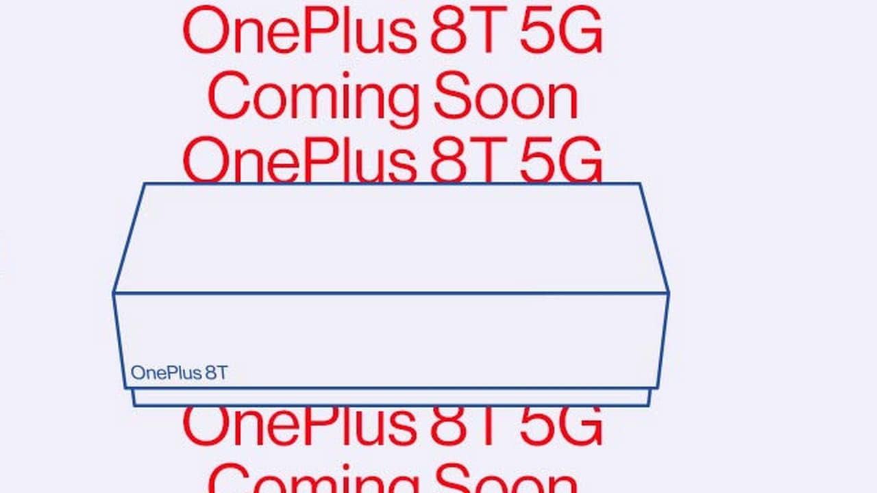 OnePlus 8T Teased to Launch Soon by 'Iron Man' Robert Downey Jr