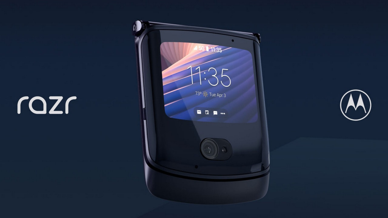 Motorola announces new Razr 5G with better features at $1,399.99