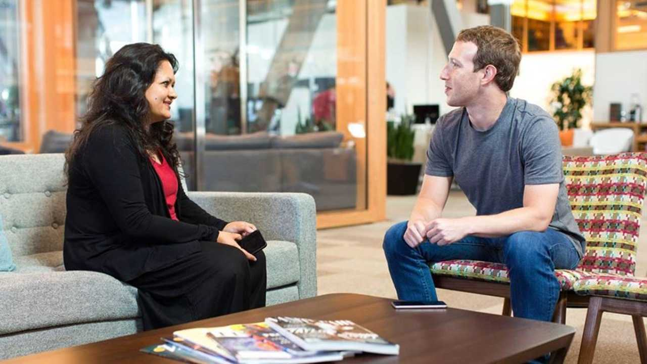 Ankhi Das, Facebook's public policy director for India, steps down