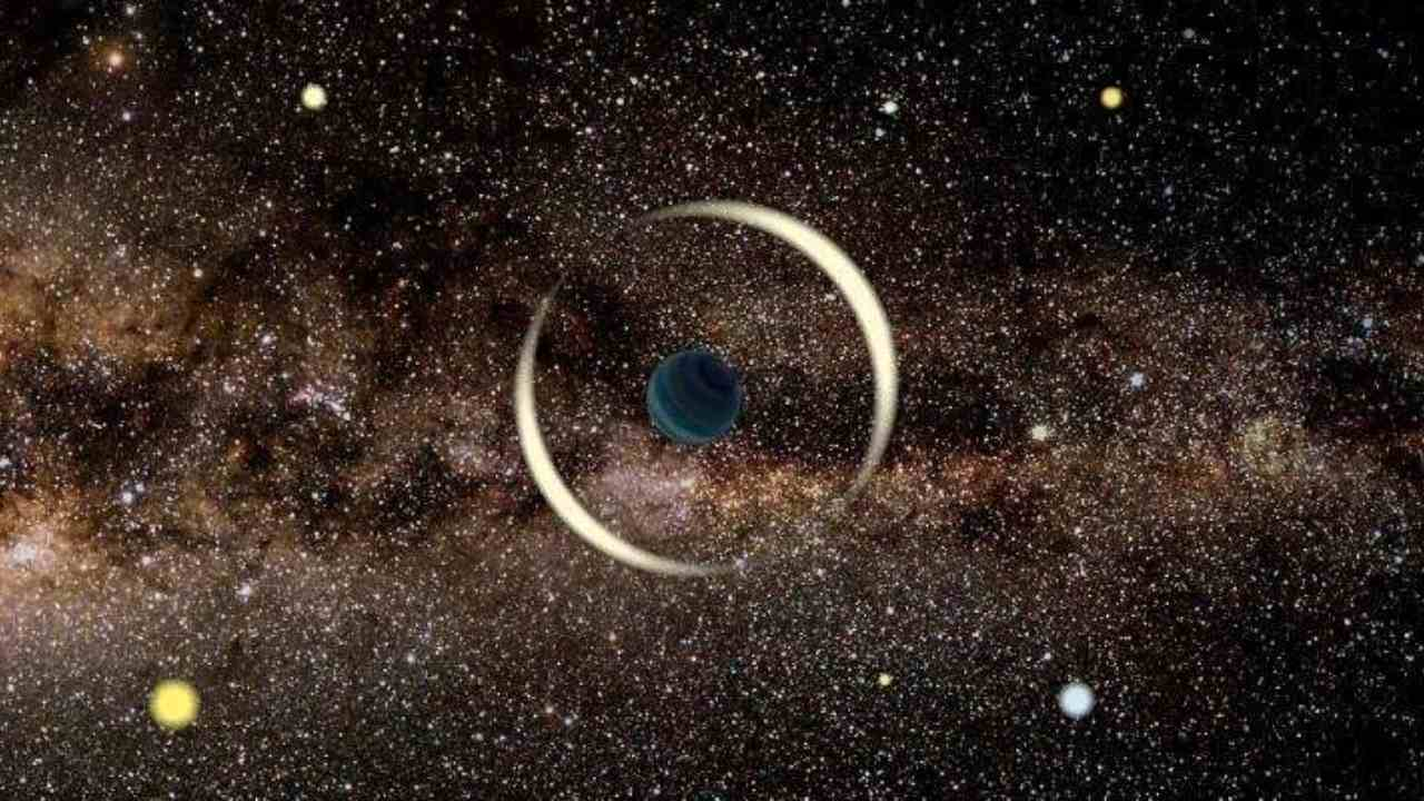 Earth-Sized Free Floating Rogue Planet Discovered in Milky Way
