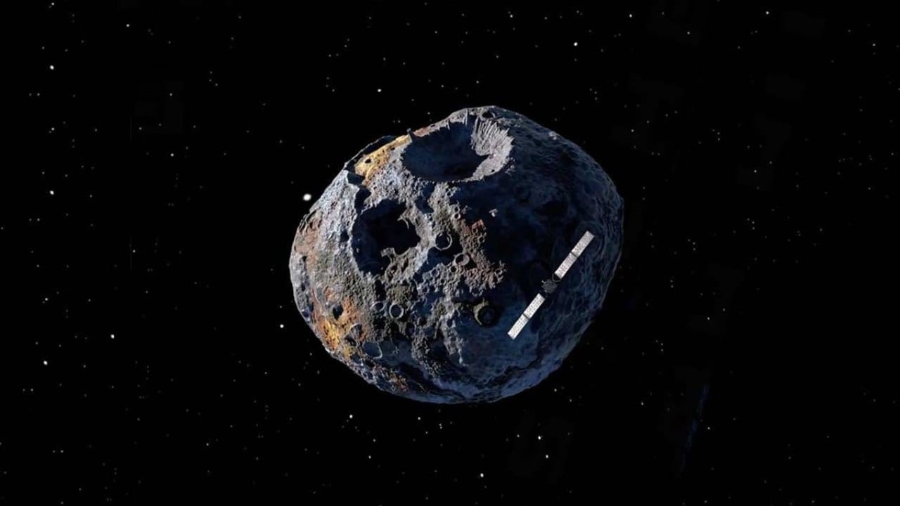 Hubble scans ,000 quadrillion 16 Psyche asteroid ahead of NASA 2022 mission
