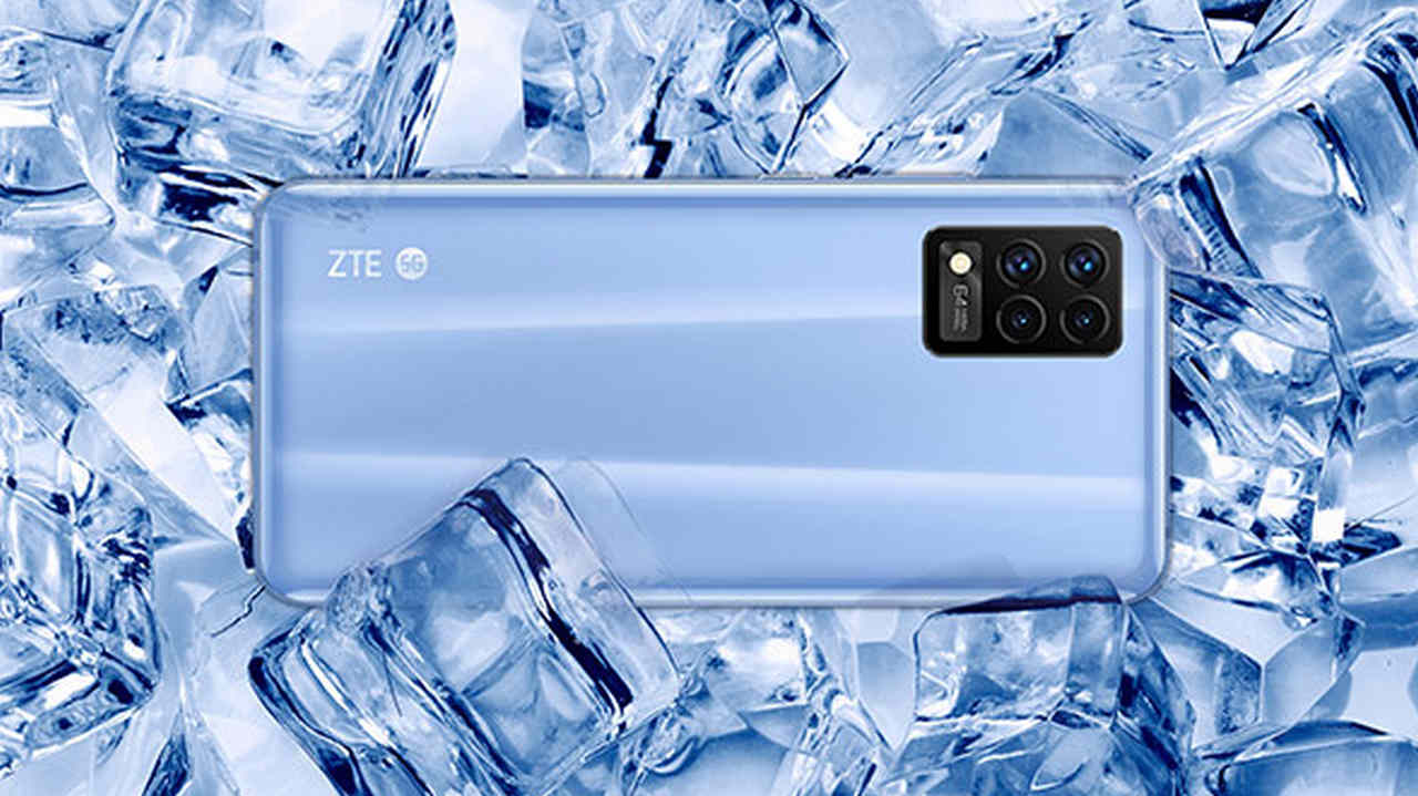 ZTE launches the Blade 20 Pro 5G with Snapdragon 765G chipset, 64 MP quad camera setup and more