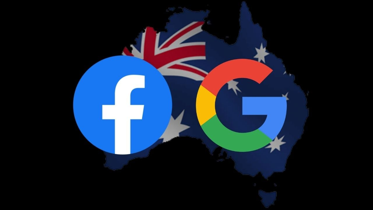 Facebook and Google sharply diverge in response to Australias new media law