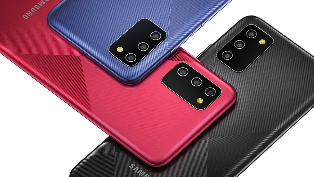 Samsung Galaxy M02s with a 13 MP triple rear camera setup launched in India at a starting price of Rs 8,999