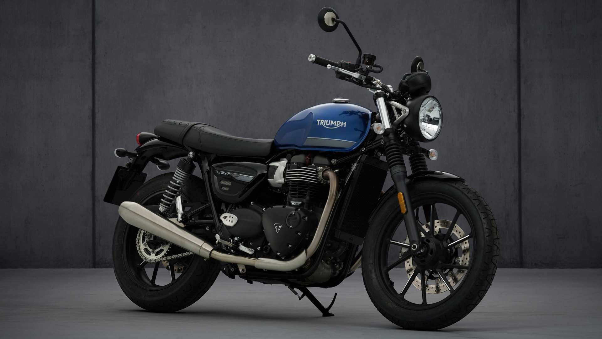 Triumph Bonneville range updated for 2021, includes limited-run Street Twin 'Gold Line'