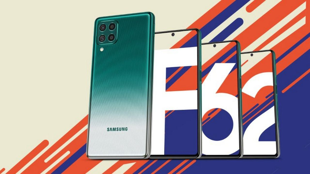 Samsung Galaxy F62 with 7,000 mAh battery to launch in India today at 12 pm: How to watch it live