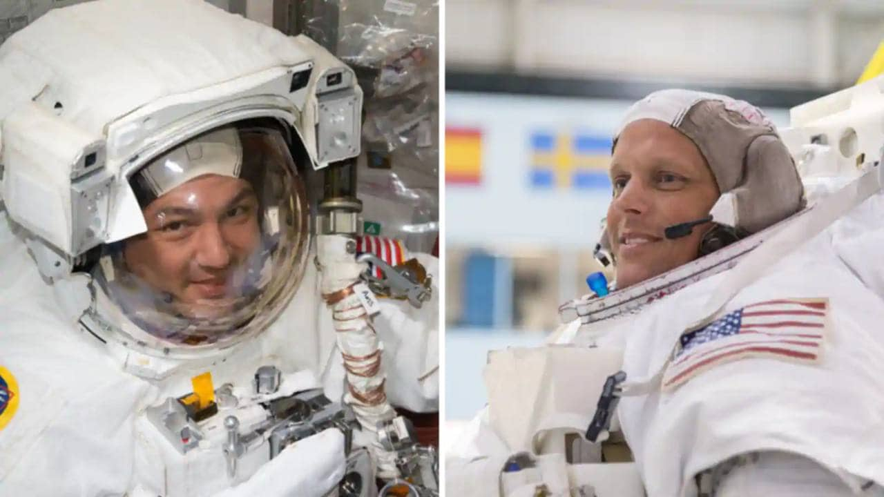 SpaceXs fourth Crew Dragon mission to be led by NASA astronauts Kjell Lindgren, Bob Hines