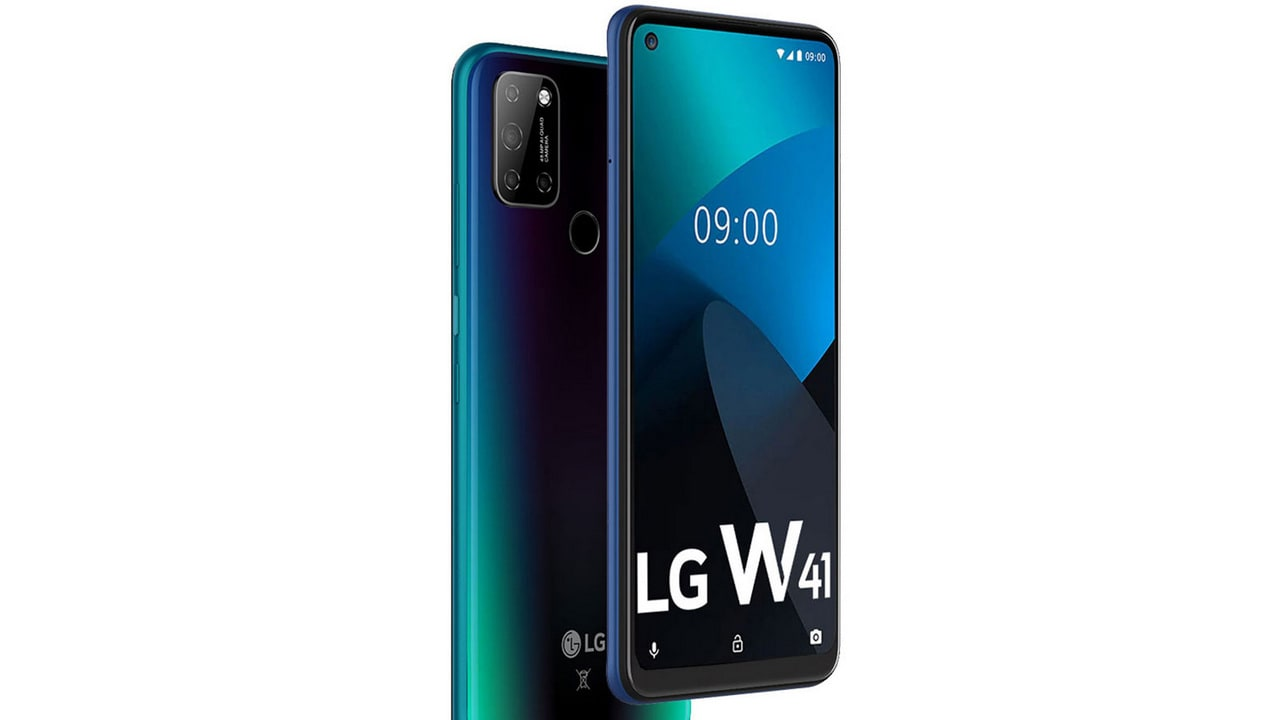 LG W41, LG W41 Plus, LG W41 Pro launched in India at 13,490, Rs 14,490, Rs 15,490 respectively