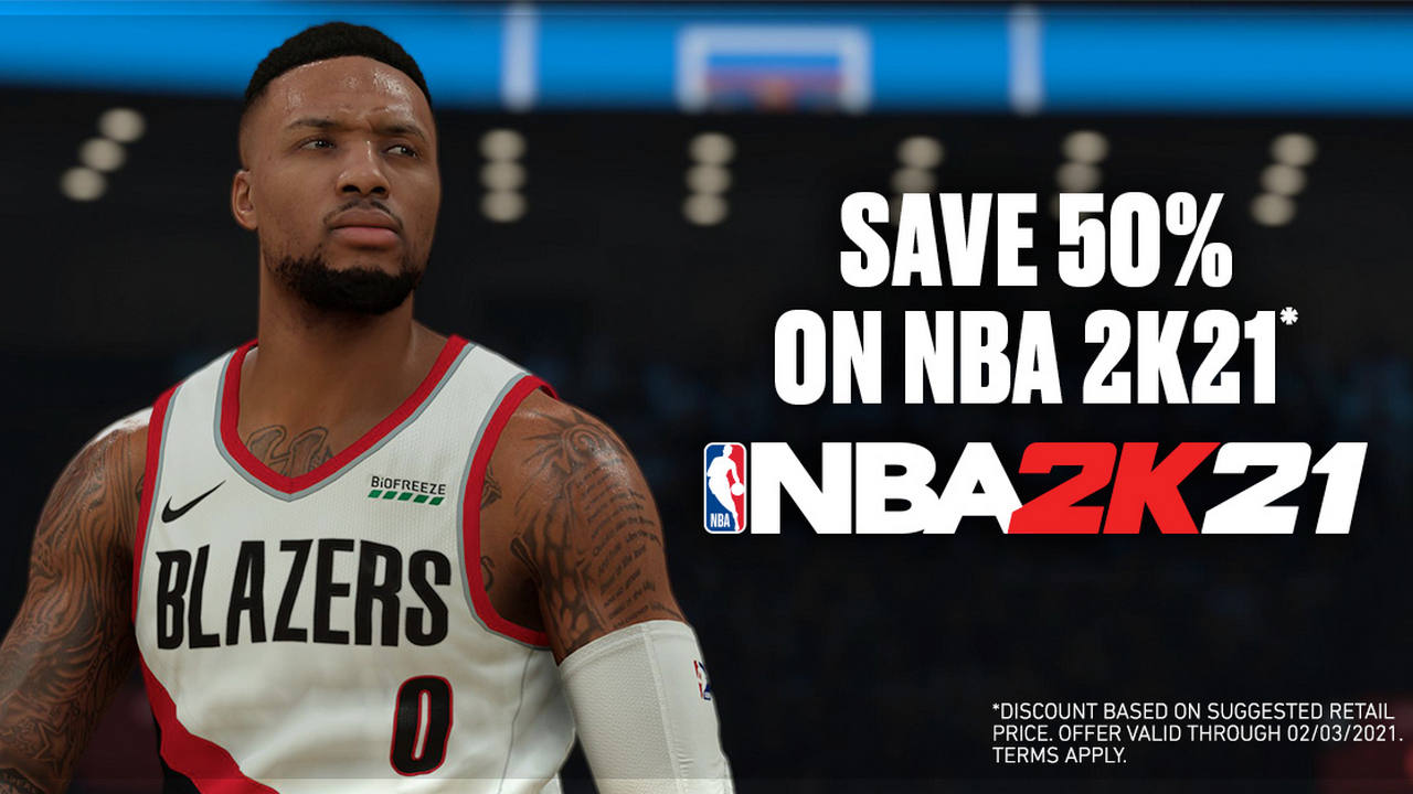 Games The Shop Valentine's Sale: Best deals on Assassins Creed: Odyssey, Dark Souls III, NBA 2K21 and more