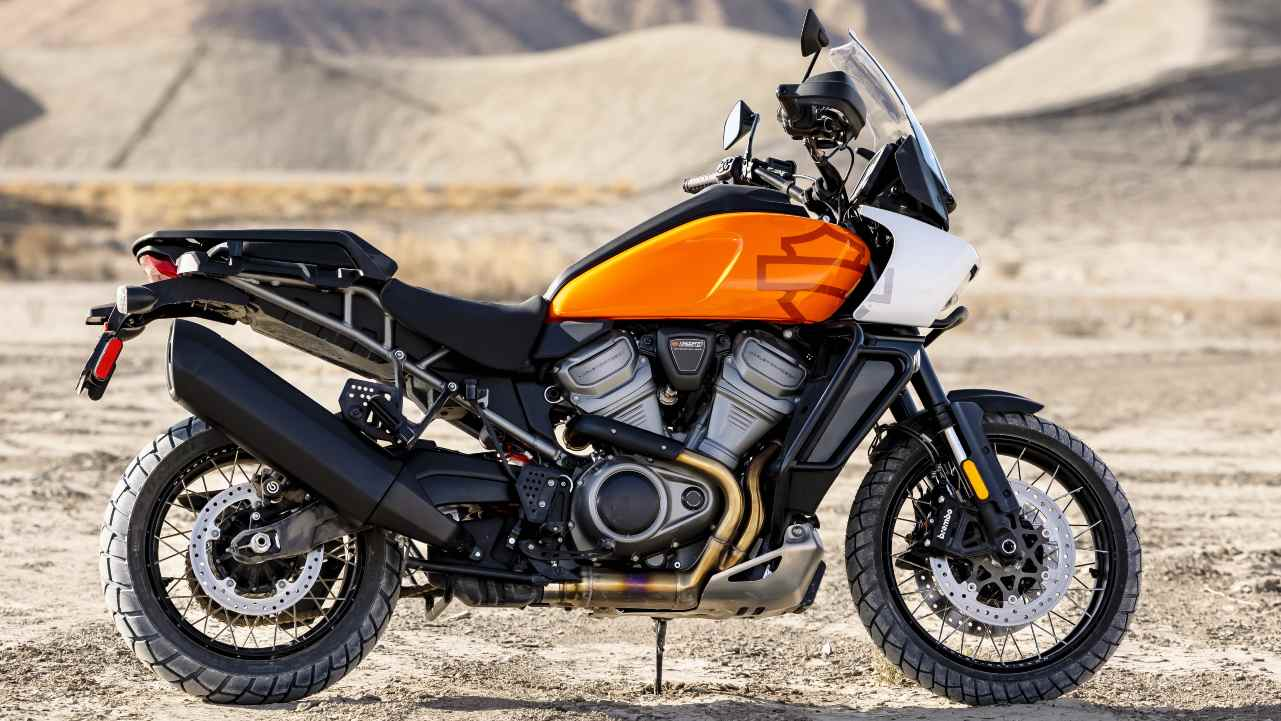 Harley-Davidson Pan America 1250 adventure-tourer revealed in full; set for India launch in 2021