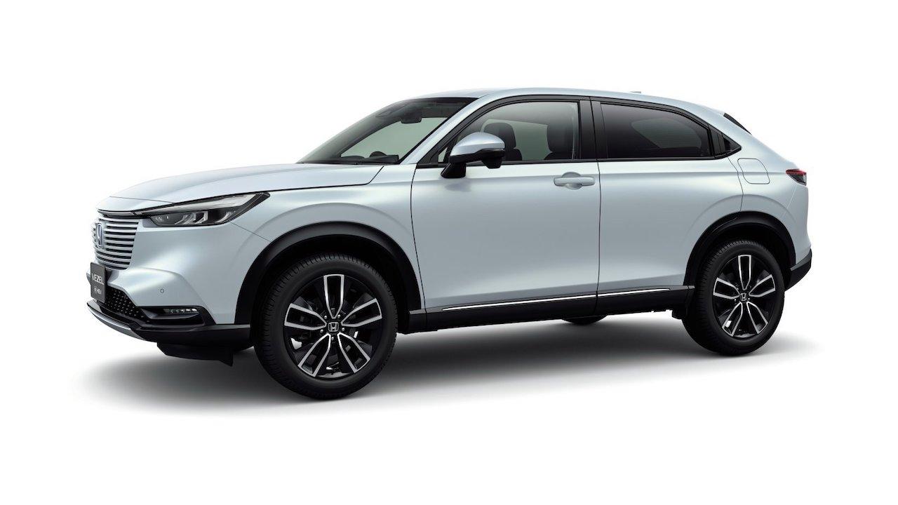 All-new Honda HR-V (Vezel) debuts in Japan, features new e:HEV hybrid system