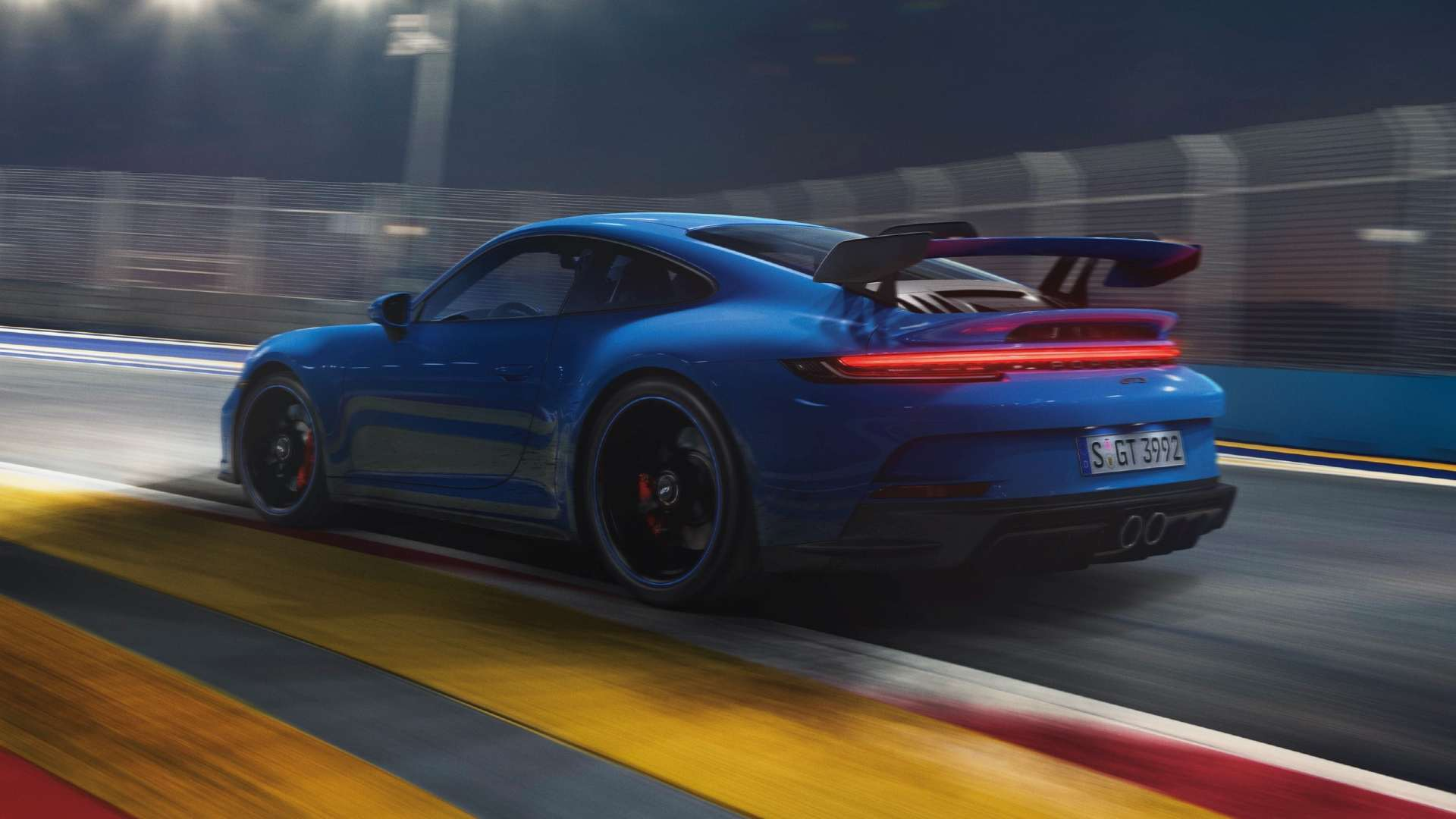 All-new Porsche 911 GT3 debuts with race car-derived 510hp flat-six engine, swan-neck rear wing